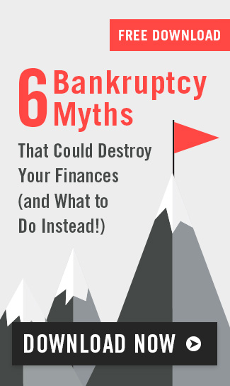 6 Bankruptcy Myths