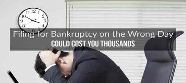 Filing for Bankruptcy? Read This First to Save Thousands